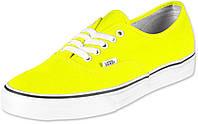 Женские кеды VANS Yellow