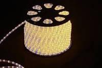 Дюралайт светодиодный, бухта 100 м, белый