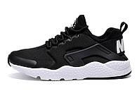 Кроссовки Nike Huarache 2016 Black/white Реплика