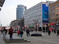 Брандмауэр ул. Миронова, 4 (Европейская площадь), фото 1