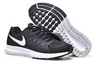 Мужские кроссовки Nike Air Zoom Pegasus 31 Black/White , фото 1