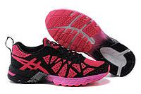 Женские кроссовки Asics Flyknit Gel-Noosa TRI9 Black/Pink , фото 1