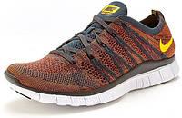 Мужские кроссовки Nike Free 5.0 NSW Anthracite, фото 1
