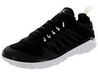 Мужские кроссовки Jordan Flight Flex Trainer Black/White  Реплика, фото 1