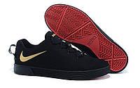 Мужские кроссовки Nike Lebron 12 NSW Lifestyle Low Black