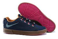 Мужские кроссовки Nike Lebron 12 Lifestyle NSW Low Denim
