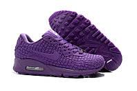 "Женские кроссовки Nike Air Max 90 QS ""City Pack"" Purple"