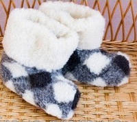 Уги-Чуни - домашние из натуральной овчины