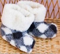 Уги-Чуни - домашние из натуральной овчины, фото 1