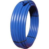 Труба  ПЕ 80 вода PN8 D=25*1,6 (синя) Valrom