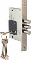 KALE Замок дополнительный для металлической двери 257 L тех.комплектация