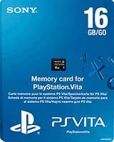 Карта памяти 16Gb для PSVita,Memory card 16Gb for PSVita