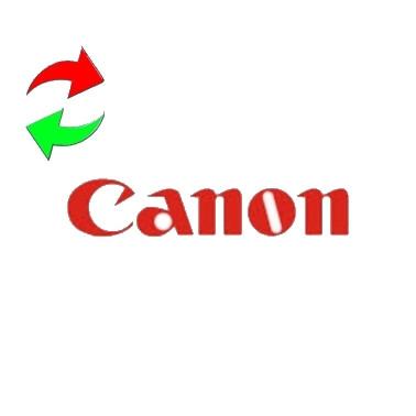 Обмен картриджей к принтерам Canon
