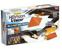 Антибліковий, сонцезахисний козирок для авто день/ніч HD VISION VISOR
