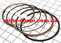 Кольца поршневые к-кт 100сс 50мм +0,25 для мопеда DELTA