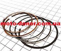 Кольца поршневые к-кт 100сс 50мм +0,75 для мопеда DELTA