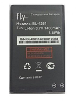 Аккумулятор для Fly BL4261 DS128 1400 mah