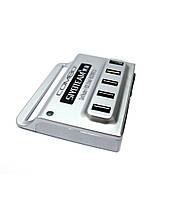 Кардридер+Bluetooth+USB Hub SIYOTEAM SY-H228,  /card reader/reader