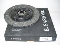 Диск сцепления D=180mm LOGAN/SANDERO 1.4MPI Sassone SA6141ST