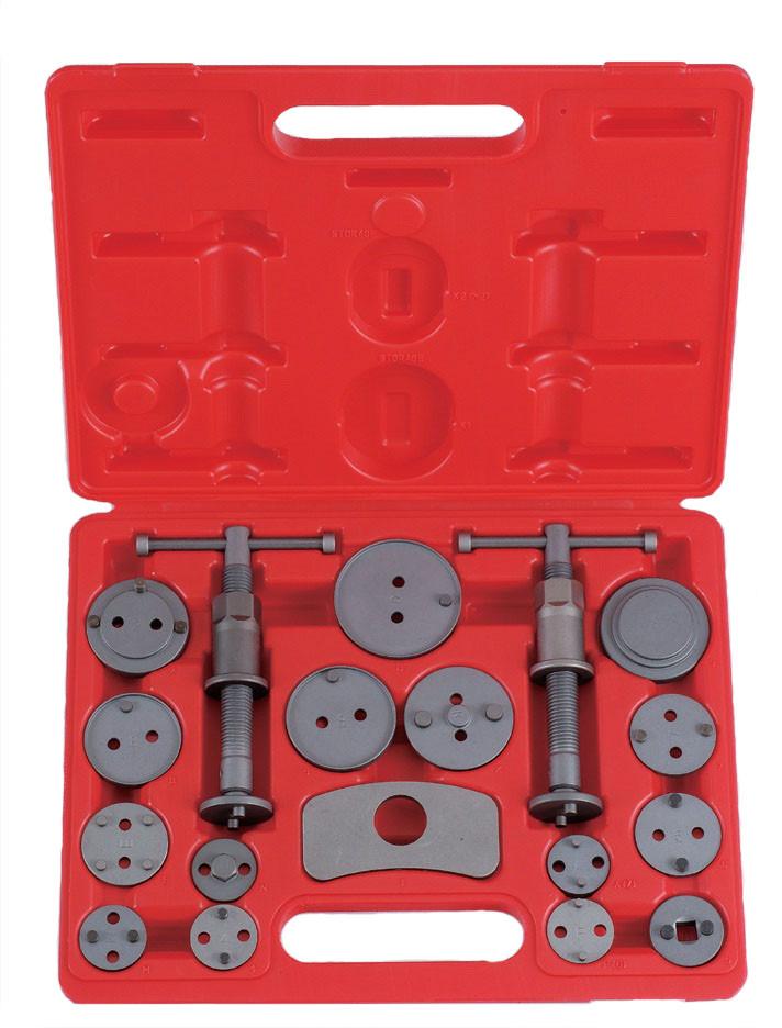 Набор для ремонта тормозных цилиндров FORCE 65805 18 пр.