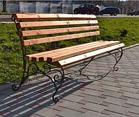 Скамья парковая Славута 1,5м, фото 1