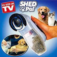 Электронная расческа для животных - SHED PAL