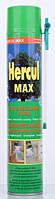 Монтажная пена для герметизации щелей Hercul MAX, 850 мл