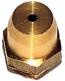 Інжектор (форсунка) Каре основного пальника 2 мм, 2,2 мм, 2,4 мм, код сайту 4131, фото 2