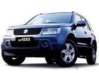 Бризковики Suzuki Grand Vitara (2005-2011)