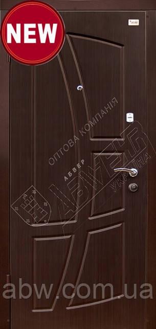 """Двери с МДФ """"АБВЕР"""" - модель АВРОРА"""