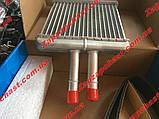 Радиатор отопителя печки Ланос Сенс Lanos Sens алюминиевый LSA 96731949, фото 3