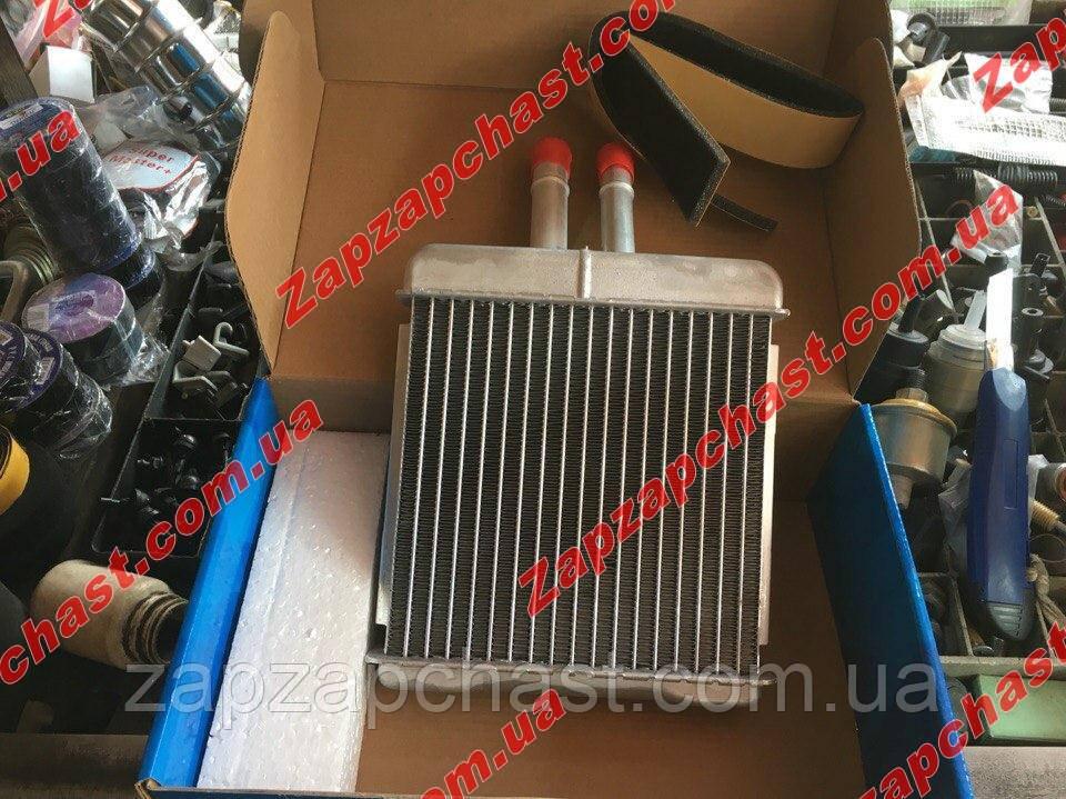 Радиатор отопителя печки Ланос Сенс Lanos Sens алюминиевый LSA 96731949