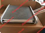 Радиатор отопителя печки Ланос Сенс Lanos Sens алюминиевый LSA 96731949, фото 4