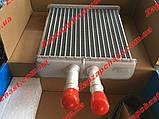 Радиатор отопителя печки Ланос Сенс Lanos Sens алюминиевый LSA 96731949, фото 6
