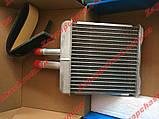 Радиатор отопителя печки Ланос Сенс Lanos Sens алюминиевый LSA 96731949, фото 7