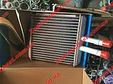 Радиатор отопителя печки Ланос Сенс Lanos Sens алюминиевый LSA 96731949, фото 8