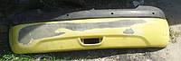 Hyundai Getz Задний бампер  Рестайлинговый (после 2005 г.в.)+накладка б/у