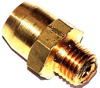 Инжектор (форсунка) Каре основной горелки 2 мм, 2,2 мм, 2,4 мм, код сайта 4131
