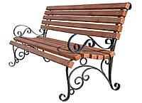 Садовая скамейка Виктория 1,5м, фото 1