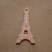 Эйфелева башня, 4 см*2 см, цвет розовый