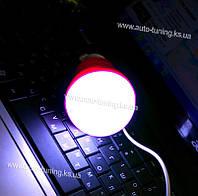 Genius - Портативная LED лампа, подвесной светильник с удлиненным шнуром и штекером USB, 5V-5W, LB-505