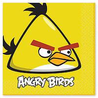 Салфетки Энгри Бёдс Angry Birds 16 штук