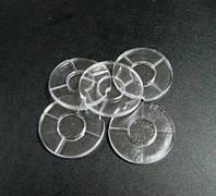 Прокладка на дробь пластиковая прозрачная к 20