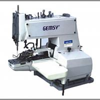 Промышленная пуговичная машина Gemsy GEM 373