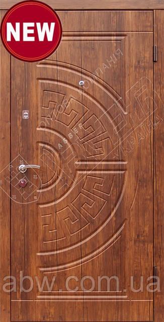 """Двери с МДФ """"АБВЕР"""" - модель ВИЛЕТТА"""