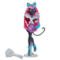 Кукла MONSTER HIGH Кэтти Нуар серии Интриги большого города из м/ф Буу-Йорк (CJF30-1)
