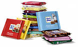 Шоколад Ritter Sport Whole Almonds (Риттер Спорт с миндалем), 100 г, фото 7