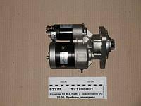 Стартер 12В 2,7 кВт МТЗ-80,-82, Т-40,Т-25, Т-16 редукторный (пр-во Jubana) (аналог МАГНЕТОН), 123708001