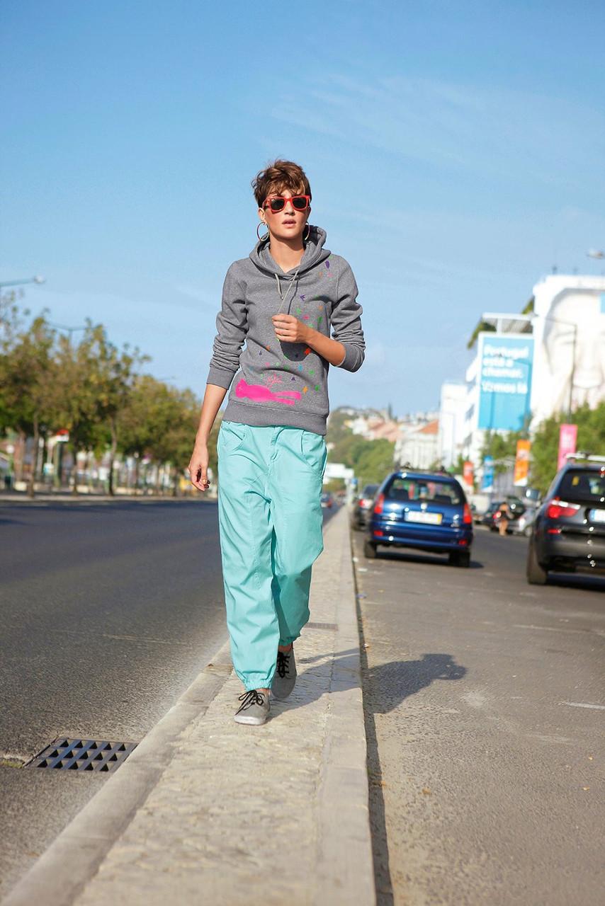 Женские свободные брюки Wind от Björkvin в размере W30/L32