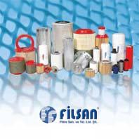 Воздушные фильтры FILSAN